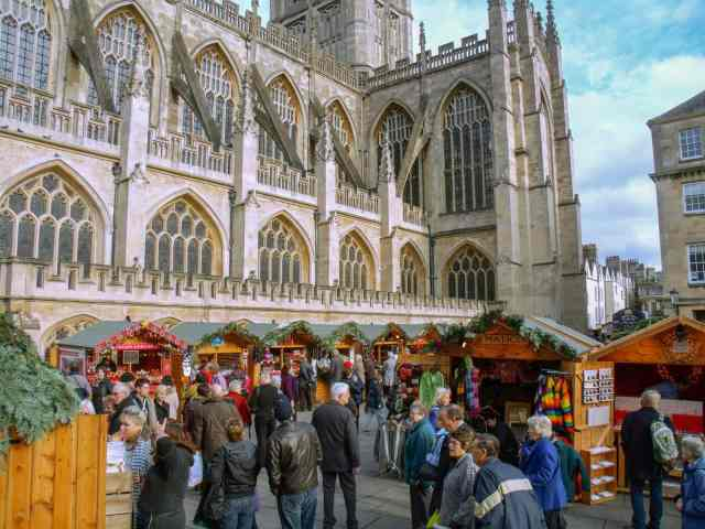 November Christmas market