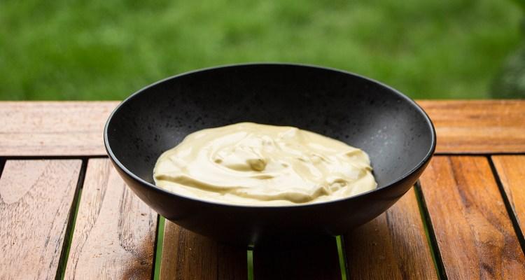 Hjemmerørt mayonnaise