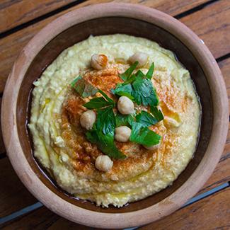 Opskrift på Hummus