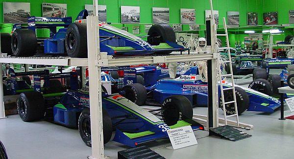 Monteverdi na F1: Apenas 10 etapas disputadas.
