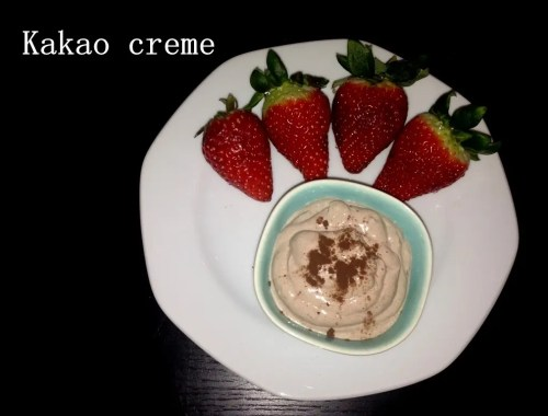 Kakao creme