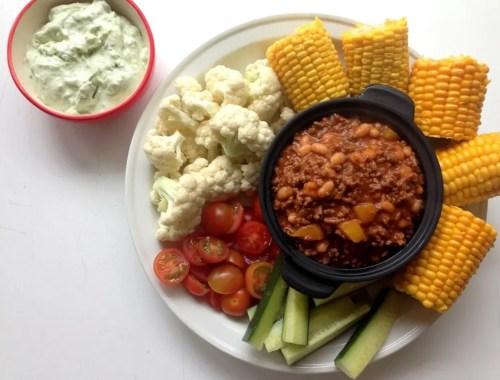 Børnevenlig chili con carne