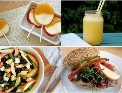 8 lækre opskrifter med æbler