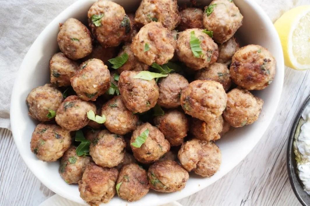Meatballs-opskrift