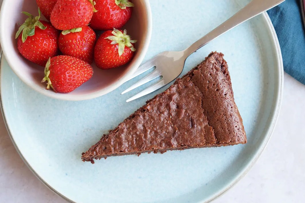 Nem chokoladekage