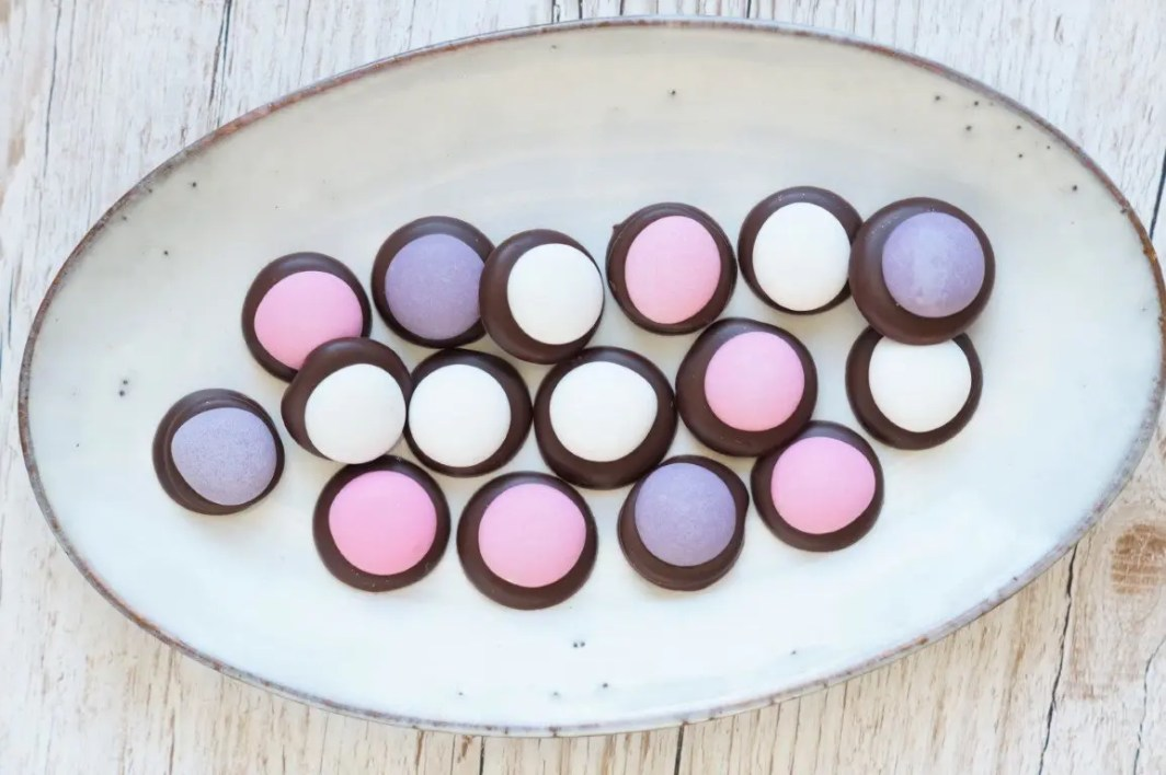 Hjemmelavede chokolade