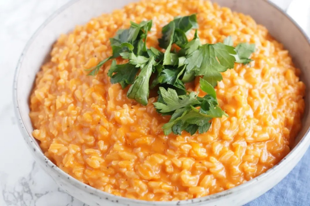 Ris med tomat