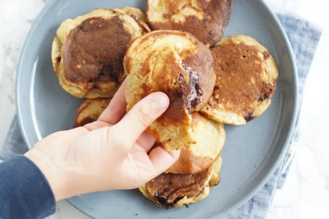 Morgen pandekager