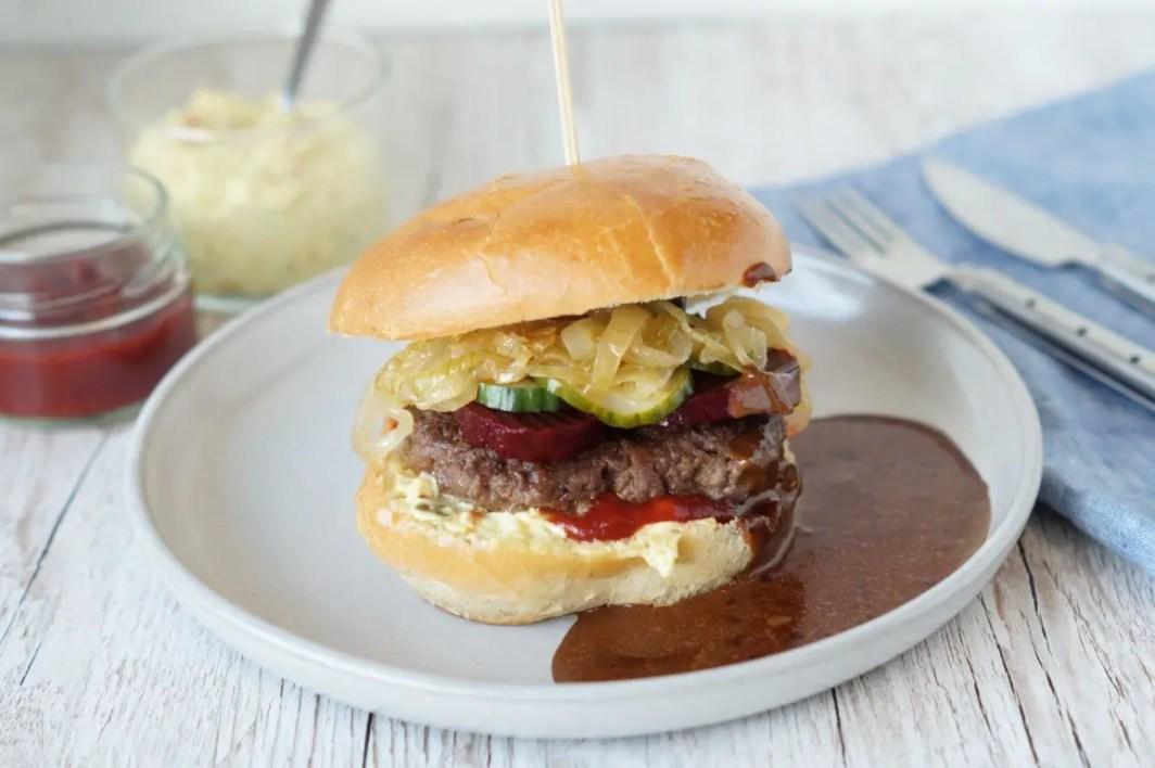 Burgersanwich