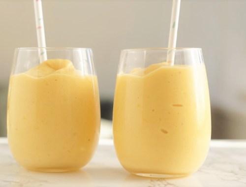mango smoothie opskrift