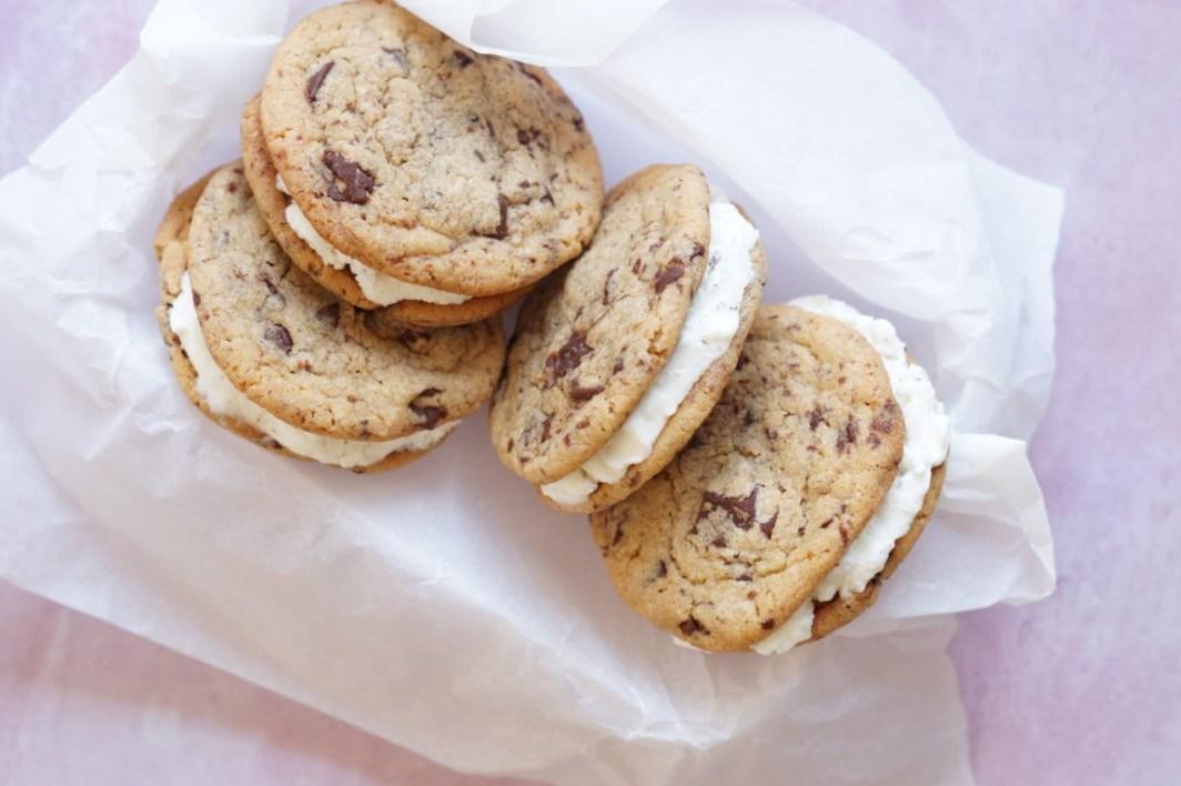 is-sandwich med cookies