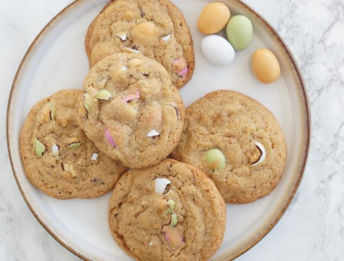 Cookies med påskeæg