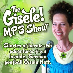The Gisele MP3 Show! (Storytelling Audiobook)