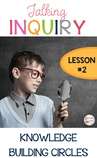 Talking Inquiry – Knowledge Building Circles