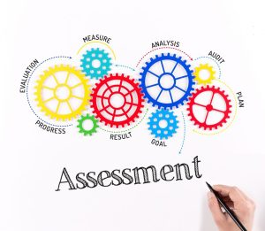 assessment drawing gears