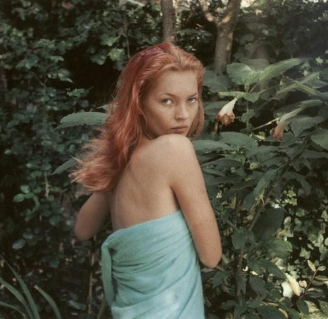 Kate Moss hair