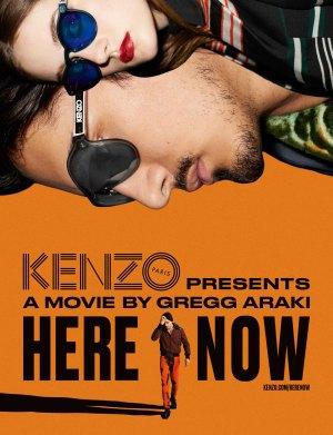 Kenzo FW 2015 2016 Gregg Araki 2