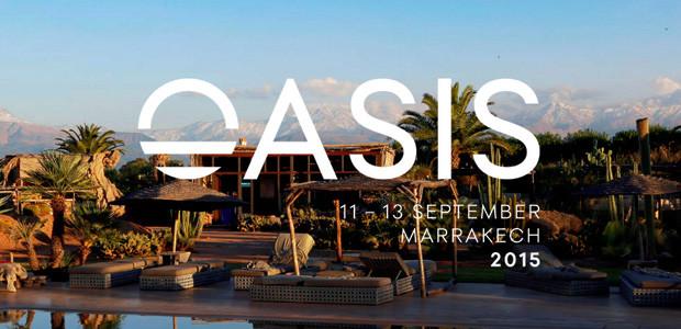Oasis Festival Marrakech