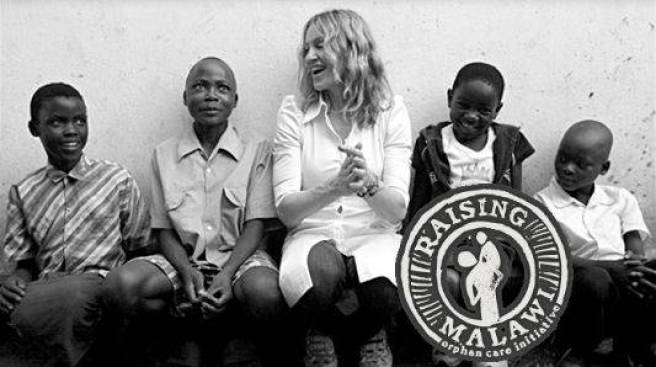 Image result for madonna - raising malawi