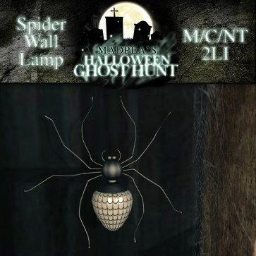 Spider Lamp - 2000 points