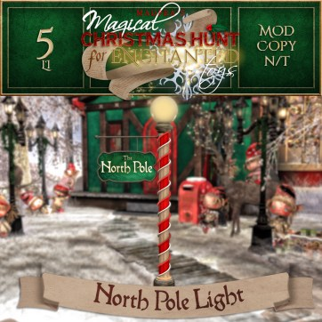 North Pole Light