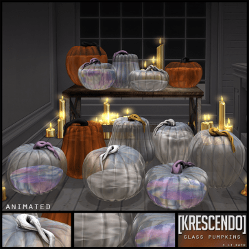 Krescendo - Requires 3 Keys