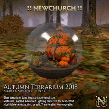 NEWCHURCH - Requires 3 Keys