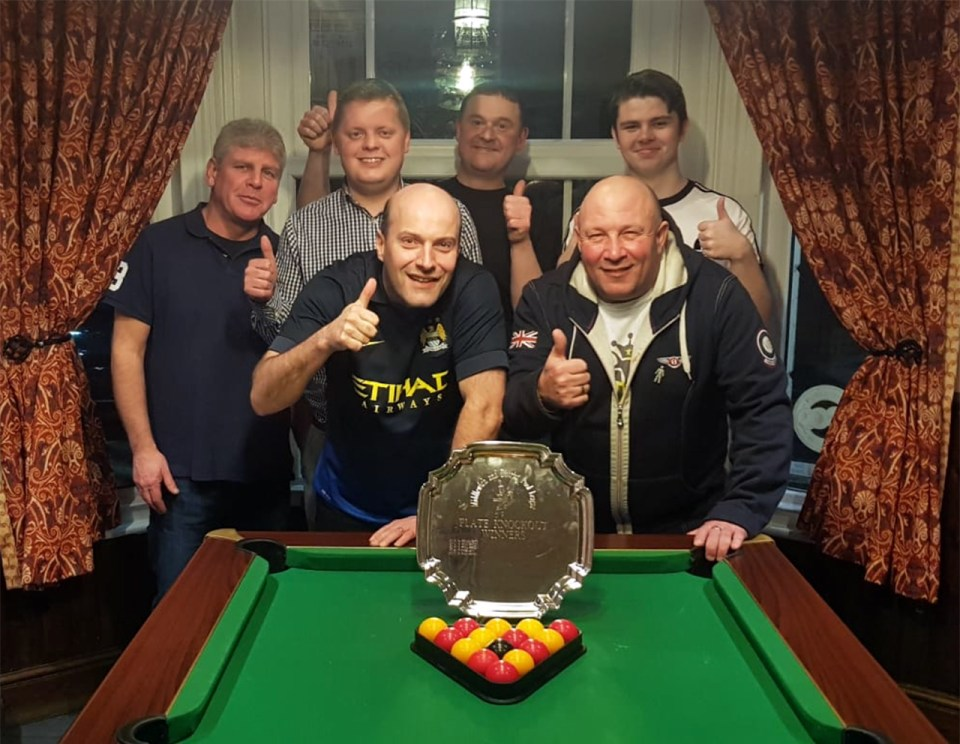 Well done to the Broughton for winning the 2018 Plate KO