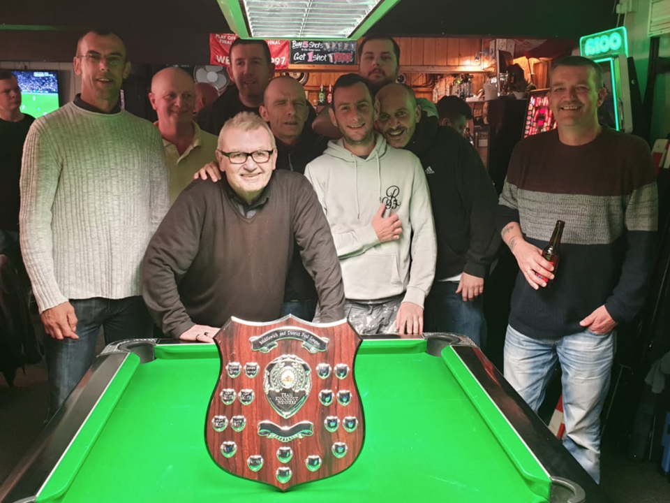 Well done to the White Lion for winning the 2019 Team KO