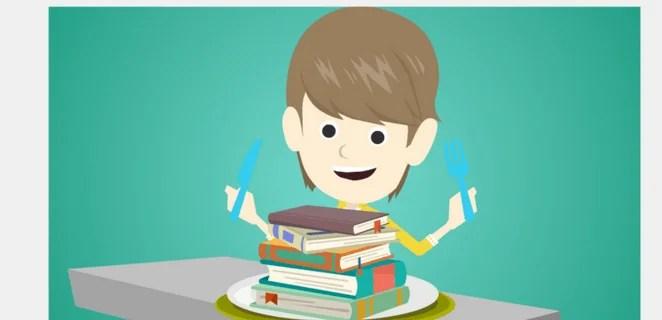 Comment faire de mon enfant un mangeur de livres?