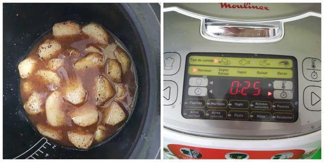 Receta de Muslos de pollo al horno