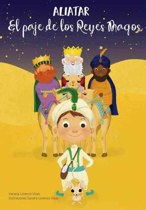 Aliatar, el paje de los Reyes Magos: Reseña y Sorteo 2