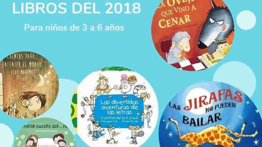libros para niños de 3 a 6 años