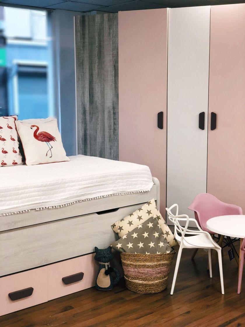 Dormitorios juveniles a medida Kivole