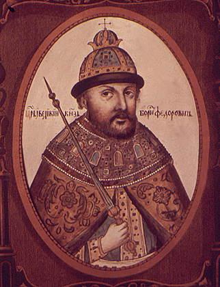 Boris Fëdorovič Godunov
