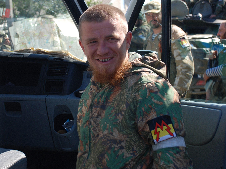 Arsen Sergeevič Pavlov (Comandante Motorola)