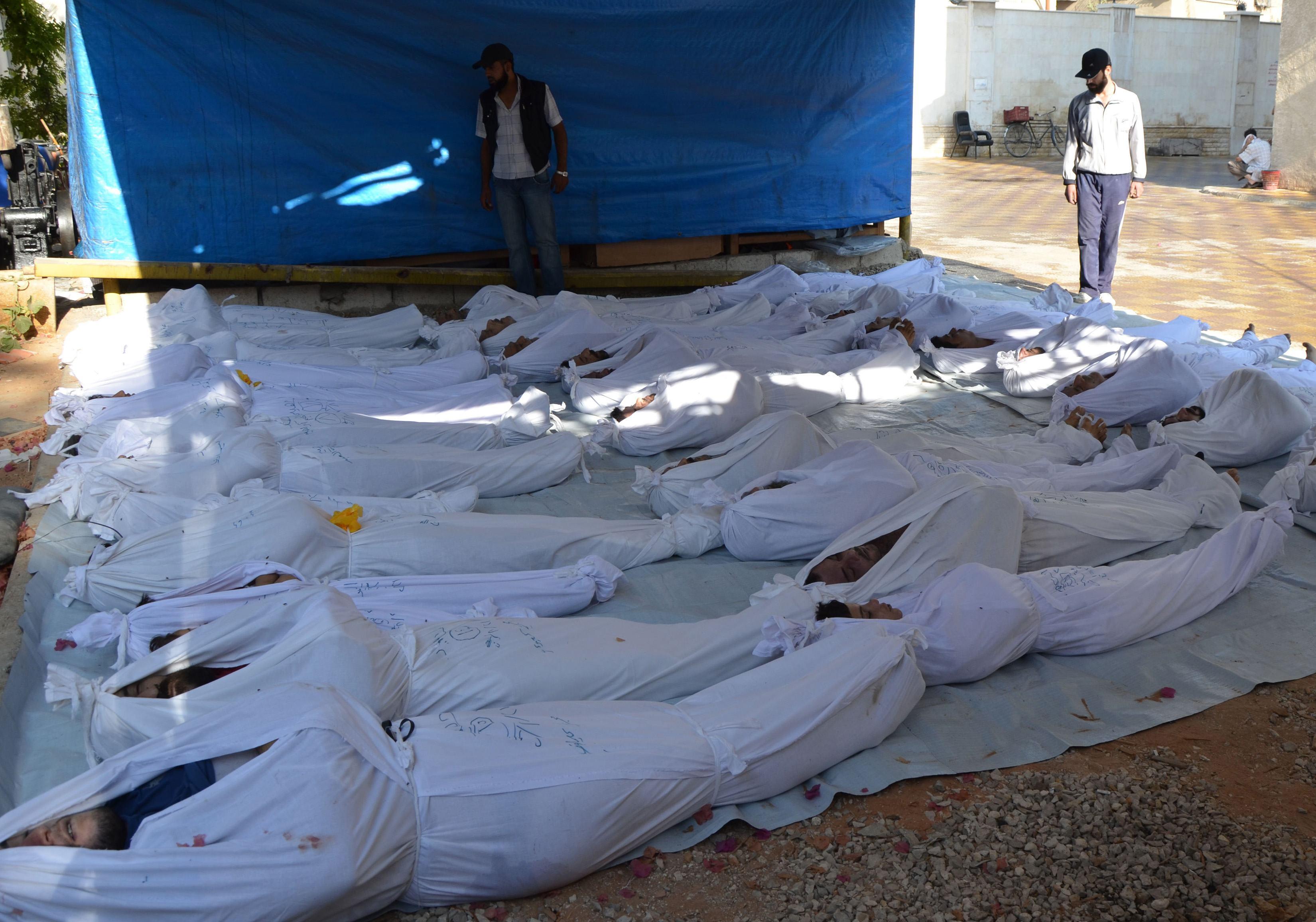 Furono i mercenari sostenuti dall'Occidente ad usare le armi chimiche a Ghouta nel 2013