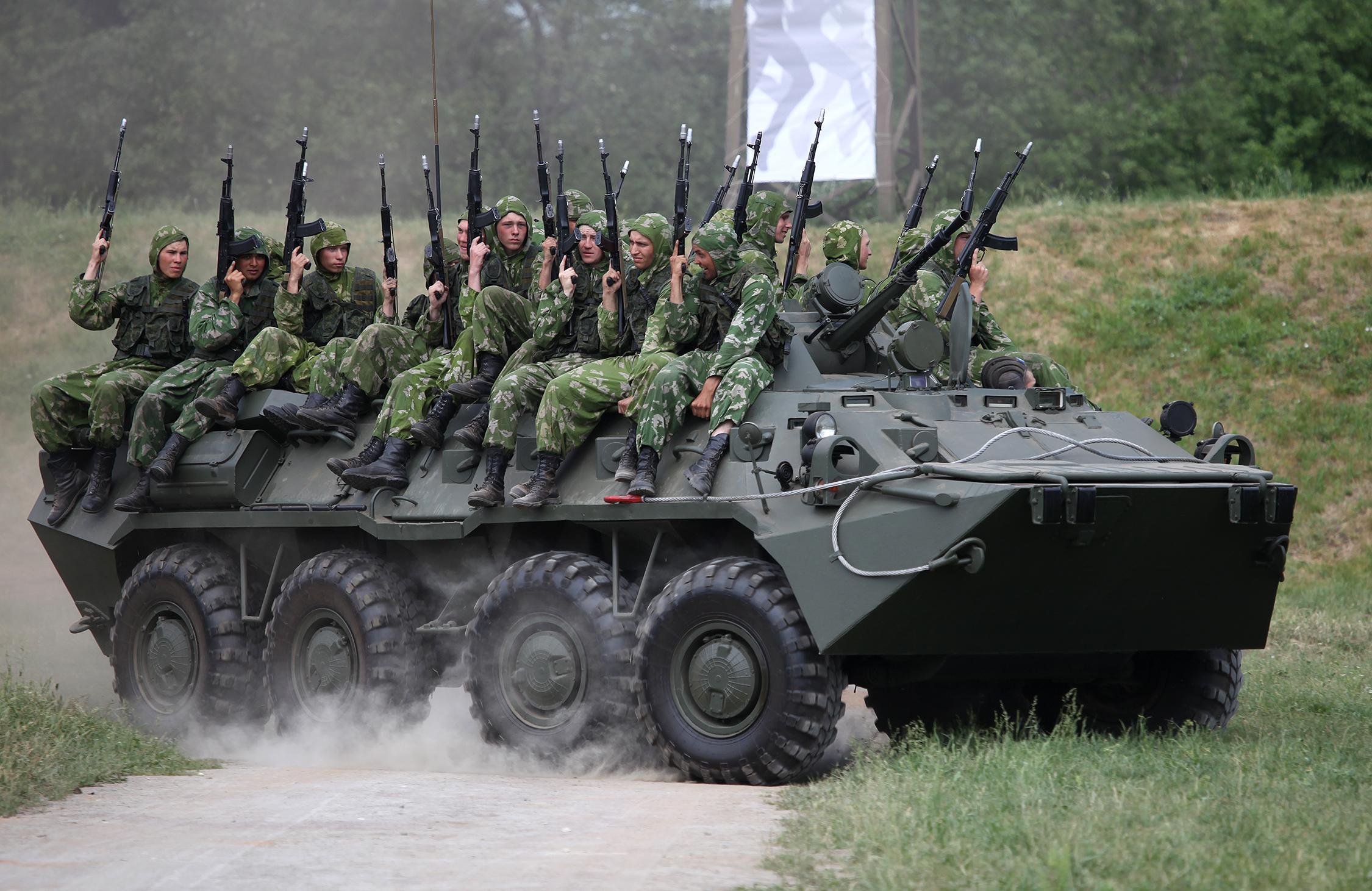 2° Divisione Motorizzata della Guardia Tamanskaja