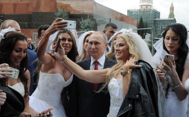 La bufala degli uomini russi che possono picchiare le mogli