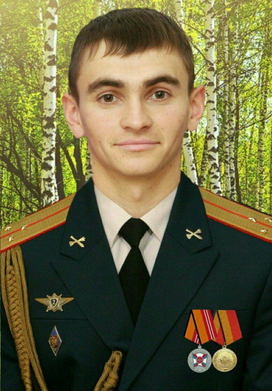 Aleksandr Aleksandrovič Prochorenko, l'Eroe di Palmira