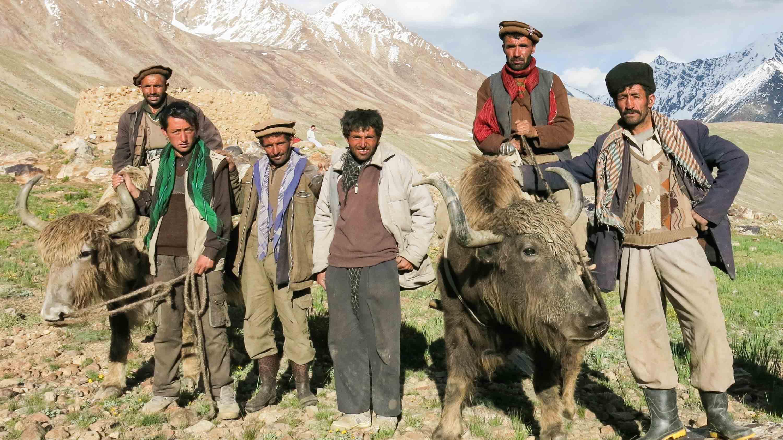 I popoli dell'Afghanistan