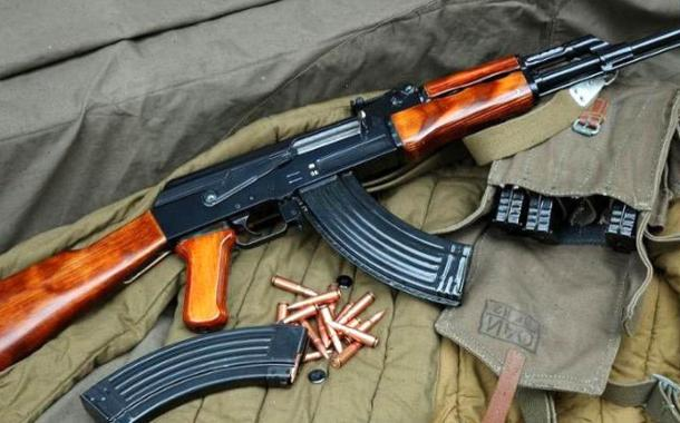 Fucile d'assalto Kalashnikov anno 1947