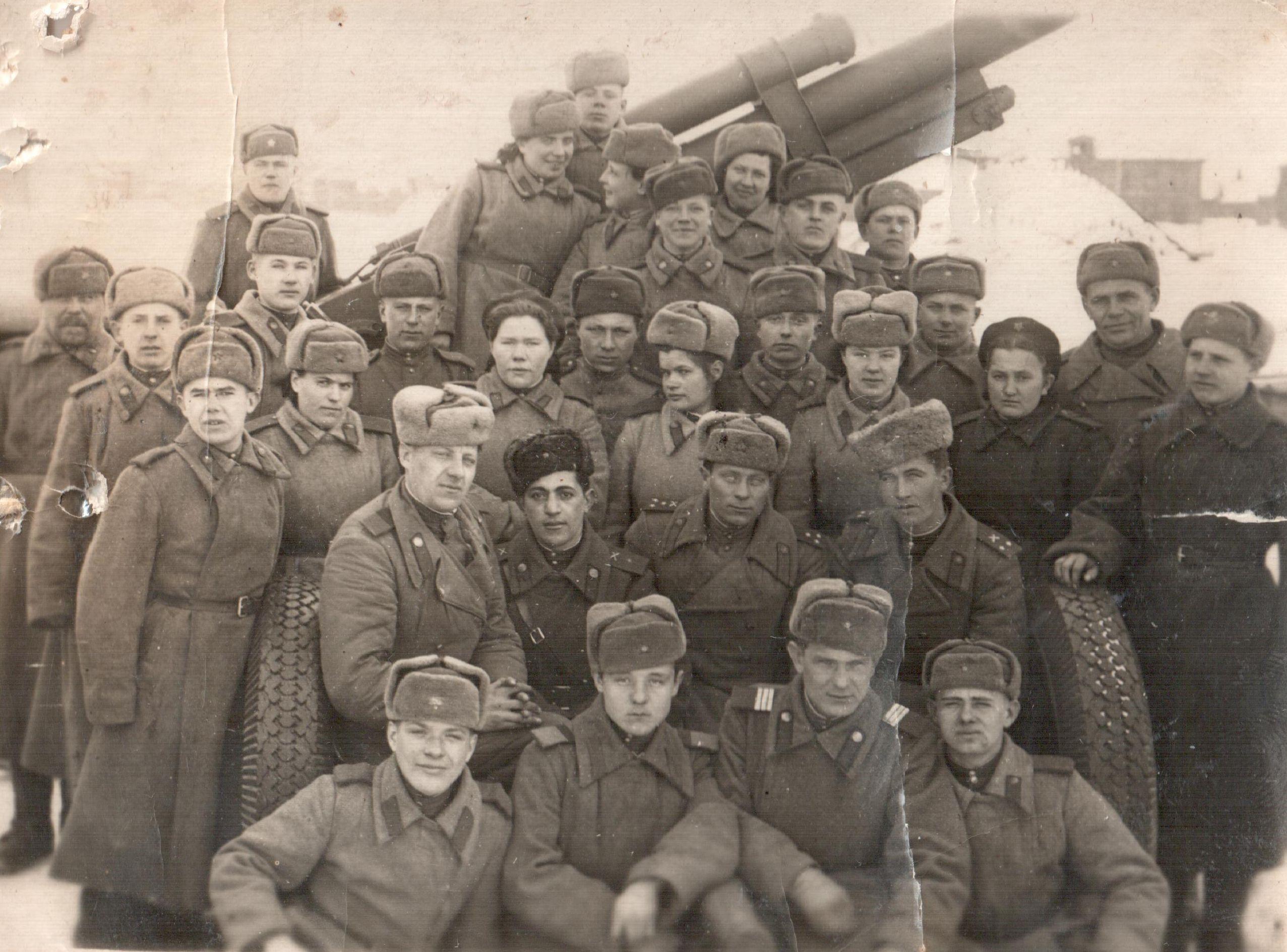 1° Divisione di Artiglieria Pesante della Guardia (2° parte)