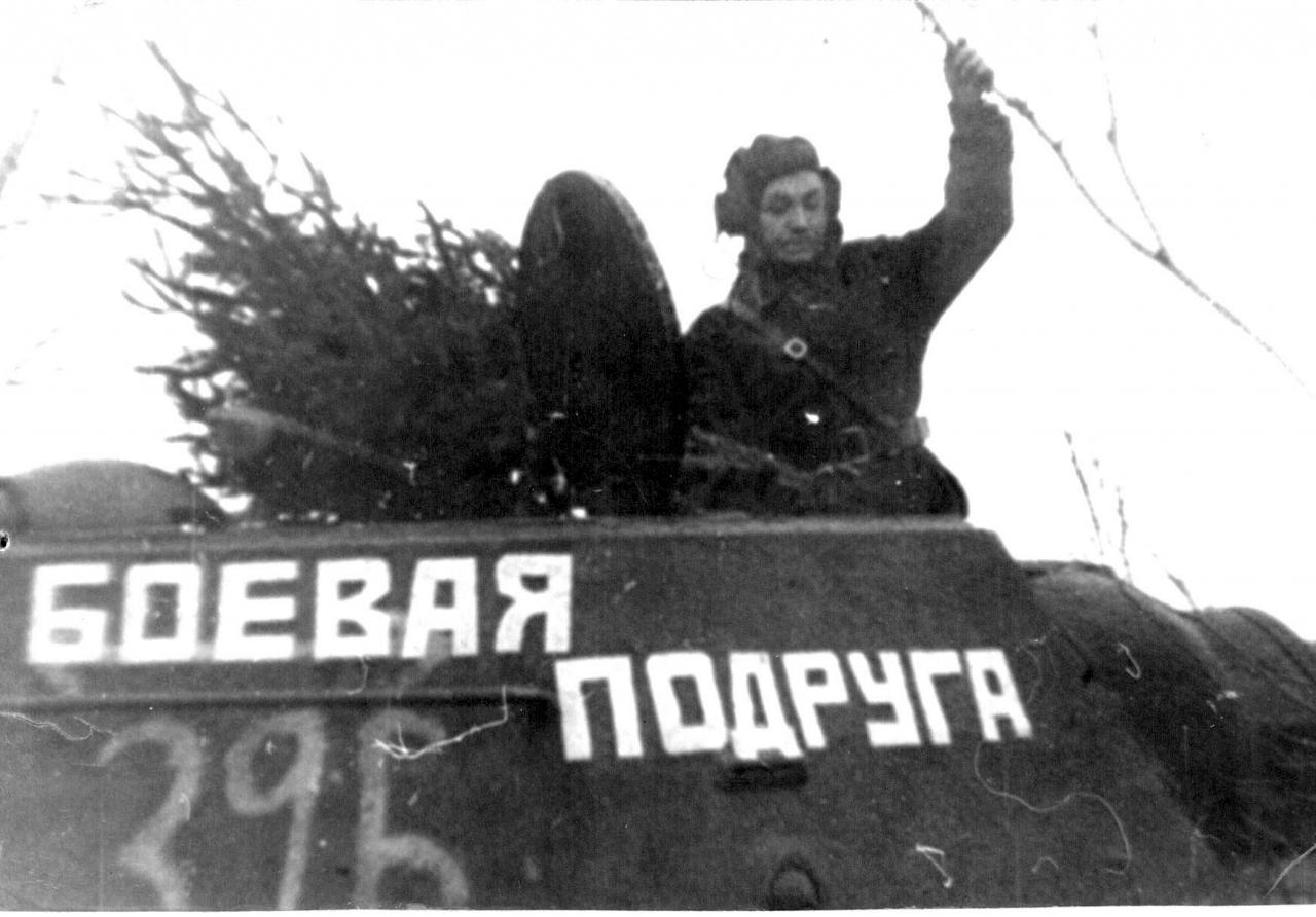 La donna che per vendicare suo marito comprò un carro armato Marija Vasil'evna Oktjabrskaja
