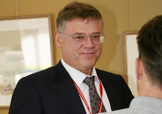 L'oligarca Aleksandr Grigor'evič Abramov