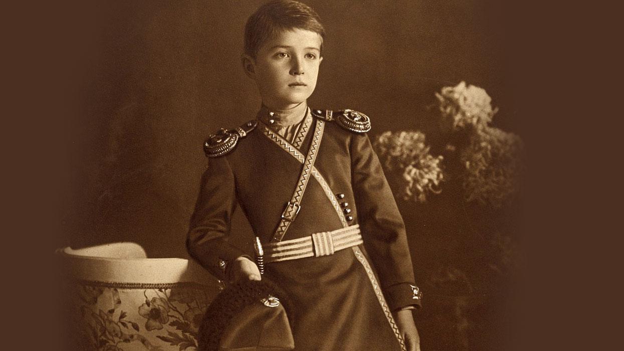 L'ultimo erede al trono dell'Impero Russo: Aleksej Nikolaevič Romanov