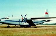 Aereo da trasporto militare sovietico AN-8