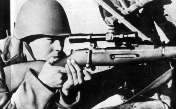 Il più giovane cecchino di Stalingrado: Anatolij Ivanovič Čechov
