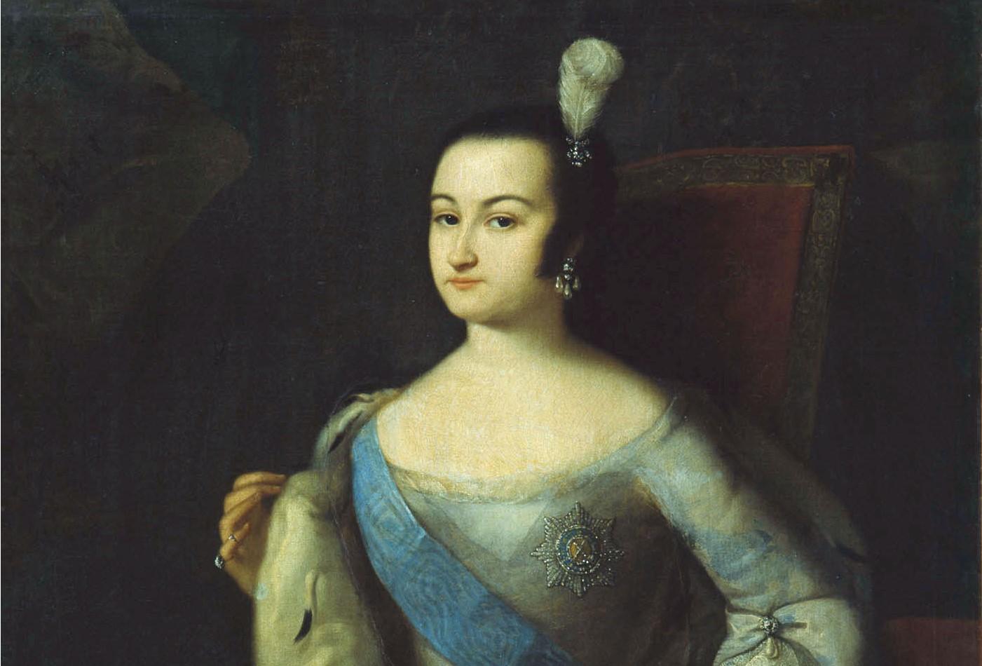 La reggente dell'Impero russo: Anna Leopoldovna