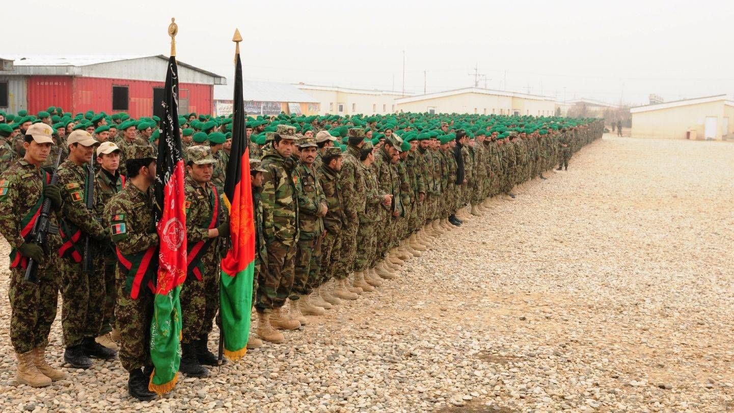 Forze armate dell'Afghanistan